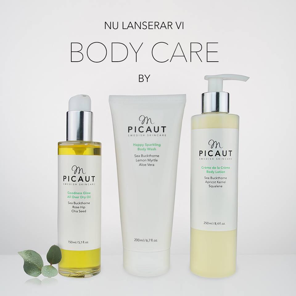 Body Care från M Picaut